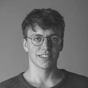 Der Autor und Macher des Projekts Jakob Kilian im Porträt