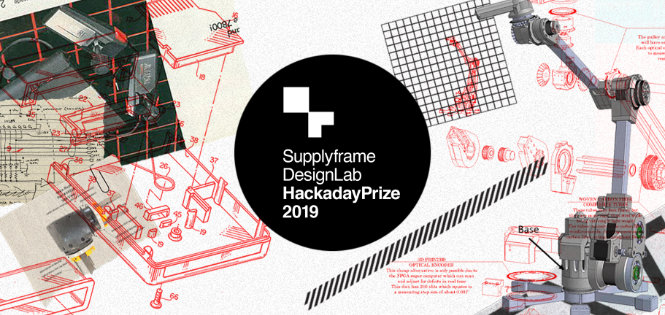 Hackaday Prize Schriftlogo